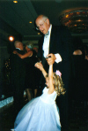 "Claire and Poppop ""dancing"" (8/02)"